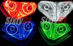 SUZUKI HALO LIGHTING KITS | GSXR 1000 01-02