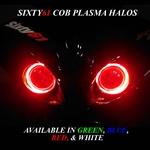 yamaha R1 angel eyes demon plasma halo light ring kit sixty61