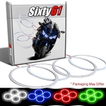 ZX14R ZX14 Plasma Halo Light Ring Set