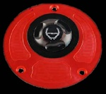 yamaha r1 gas cap red