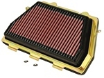 K&N | Air Filter | Replacement | HONDA CBR1000RR 2008-2013 | # HA-1008