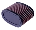 K&N | Air Filter | Replacement | HONDA VTX 1100C/C2/C3/C3/CL/D2/T 1987-2007 | # HA-1187
