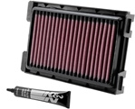 K&N | Air Filter | Replacement | HONDA CBR 250R | 2011-2013 | # HA-2511