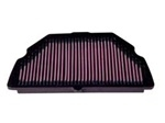 K&N | Air Filter | Replacement | HONDA CBR 600 /F4F4/i 2001-2006 | # HA-6001