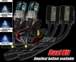 Kawasaki ZZR600 2003-2007 Dual HID Conversion Kit