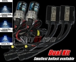 Suzuki GSXR 600 2000-2001 Dual HID Conversion Kit H7/H7 Sixty61