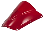 Honda CBR600RR Double Bubble Windscreen Red 2005-2006 Sixty61