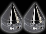 sixty61 spiked honda barends black-chrome