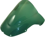 zx636 03-04 double bubble smoke windscreen