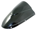 zx636 05-08 double bubble smoke windscreen