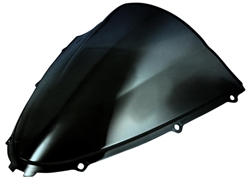 zx14 2006-2016 double bubble dark windscreen 2007 - 2011 2012 2013 2014 2015 2016 2017 2018 2019 2020 sixty61