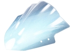 Kawasaki Ninja 300 EX300 Clear Double Bubble Windscreen 2013 2014 2015 2016 Sixty61