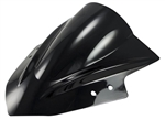 Kawasaki Ninja 300 EX300 Dark Smoke Double Bubble Windscreen 2013-2014 2015 2016 Sixty61