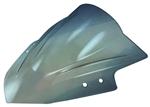 Kawasaki Ninja 300 EX300 Smoke Double Bubble Windscreen 2013-2014 2015 2016 Sixty61