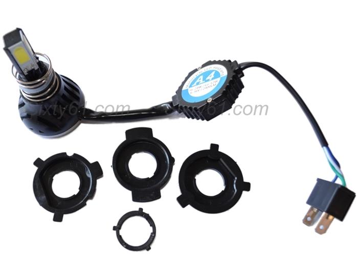 HID H4 Headlamp Conversion for Kawasaki ZX7R /'96-/'03  ZZR 600 1100 1200 ZRX