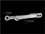 VORTEX | Lowering Link | Adjustments Stock, 2 inch, 4 inch | SUZUKI SV 650 03-08, GSXR 600 97-00, GSXR750 96-99