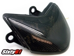 zx10 2004-2005 smoke integrated tail light