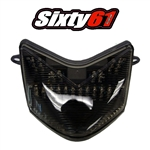 Kawasaki ZX10R ZX6RR Z750S 2005-2007 integrated tail light smoke