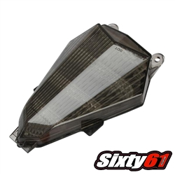 r6 2006-2016 smoke tail light sixty61