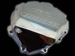 08-10 cbr 1000 chrome stator cover