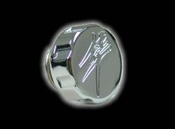 hayabusa oil cap chrome