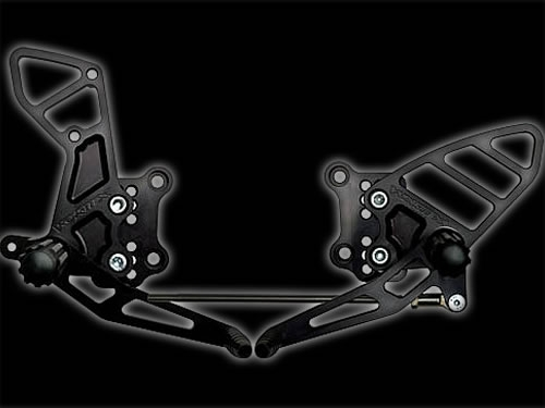 Vortex RS505K Black Rear Set