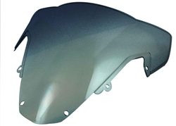 gsxr1000 03-04 double bubble smoke windscreen