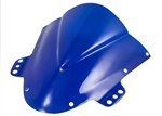 Suzuki GSXR 1000 Blue Bubble Windscreen 2005-2006 Sixty61