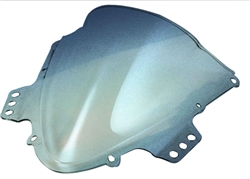gsxr1000 05-06 double bubble smoke windscreen