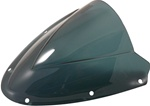 gsxr 08-09 double bubble smoke windscreen