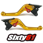 short levers for kawasaki ninja