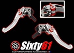 ninja short brake/clutch levers