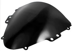 Suzuki GSXR 600 750 Windscreen 2004 2005 Dark Smoked Sixty61