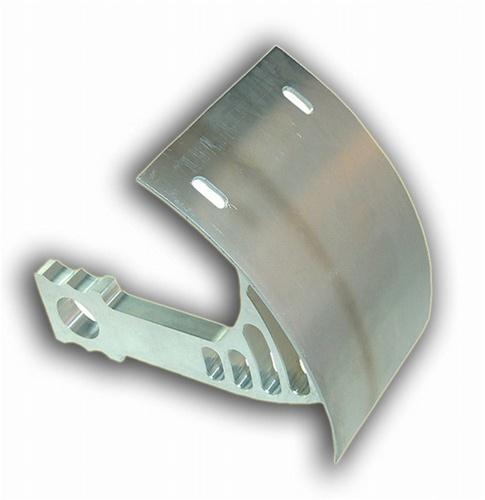 Honda Cbr 600rr 1000rr Polished License Plate Tag Bracket For Swingarm In Billet Aluminum