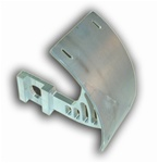POLISHED SUZUKI SWINGARM TAG BRACKET | GSXR 1300 HAYABUSA 1000 600