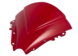 Yamaha YZF R6R Red Double Bubble Windscreen 2006-2007 Sixty61 Windshield