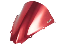 Yamaha YZF R1 Chrome Red Windscreen 2000-2001 Sixty61 Windshield