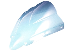 Yamaha YZF R1 Clear Double Bubble Windscreen 2004 2005 2006 Sixty61 Windshield