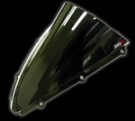 r1  double bubble dark windscreen 04-06