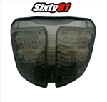 gsxr 600 750 2006- 2007 smoke tail light