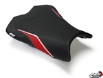 Luimoto Front Seat Cover, Sport Edition for Kawasaki Ninja ZX 6R 2009-2012