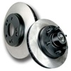 StopTech Front Premium OEM Replacement Rotor Set: MAZDASPEED 3