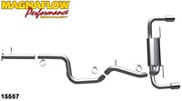 MagnaFlow Cat Back Exhaust System