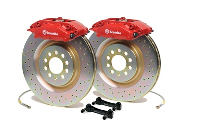 Brembo Brake Kit >> Brembo High Performance Gt Brake Kit Mazdaspeed 3 2005