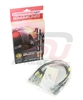 Goodridge G-Stop Stainless Brake Lines Mazda Mazdaspeed3 (07-11)