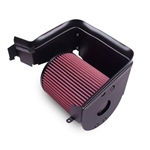 Airaid Cold Air Intake System: Ford Focus ST (Dry/Red Filter)