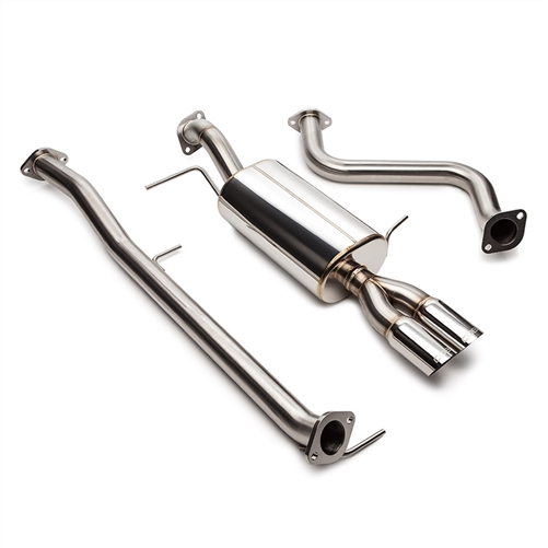 COBB Tuning Cat-Back Exhaust System: Ford Fiesta ST