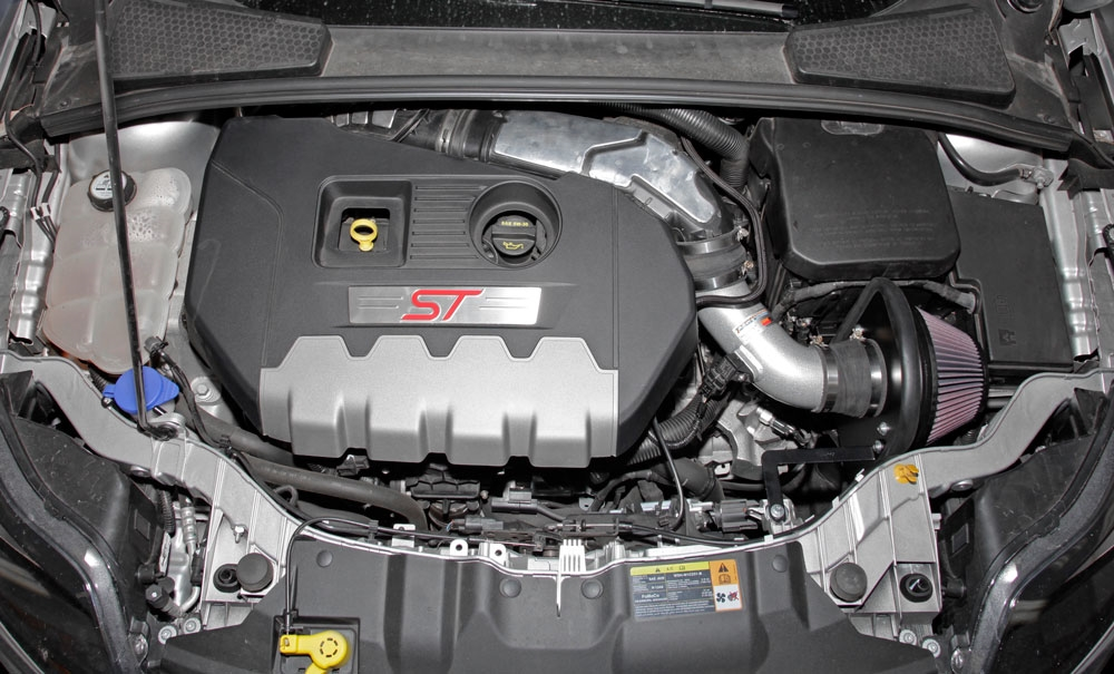 Focus St Cold Air Intake >> K N Typhoon Cold Air Intake System Ford Focus St