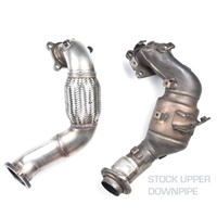 "ATP 3"" Upper Downpipe"