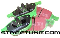 EBC Rear Brake Pads: MS6